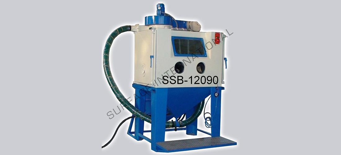 Suction Blasting Machine - Shot Blasting Machine and Air Operated